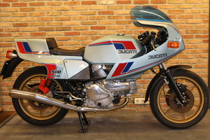 1979 New Pantah 500 completely new