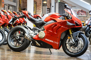 2019 Ducati V4R fitted with full Akropovic exhaust system For Sale