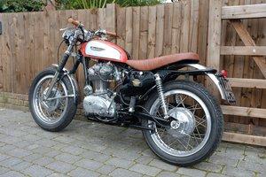 1976 Fully restored Ducati 350 SCR