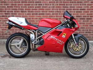 1995 Ducati 916SP - only 3,931 miles from new ! For Sale
