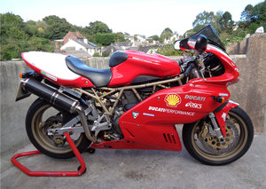 Ducati 900SSie Supersport 'Coupe' 1998