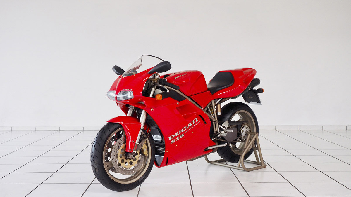 1994 Ducati 916S For Sale by Auction (picture 1 of 5)