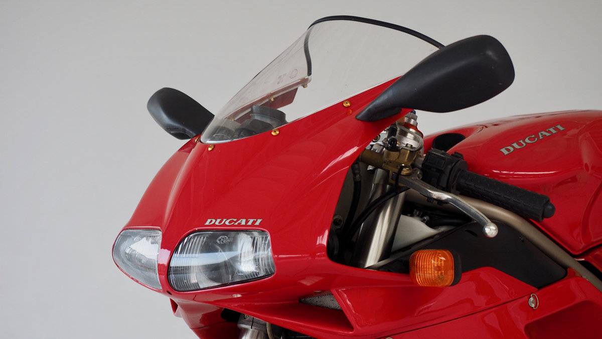 1994 Ducati 916S For Sale by Auction (picture 2 of 5)