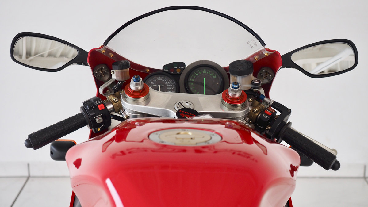 1994 Ducati 916S For Sale by Auction (picture 5 of 5)