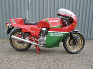 1982 Ducati Mike Hailwood Replica For Sale