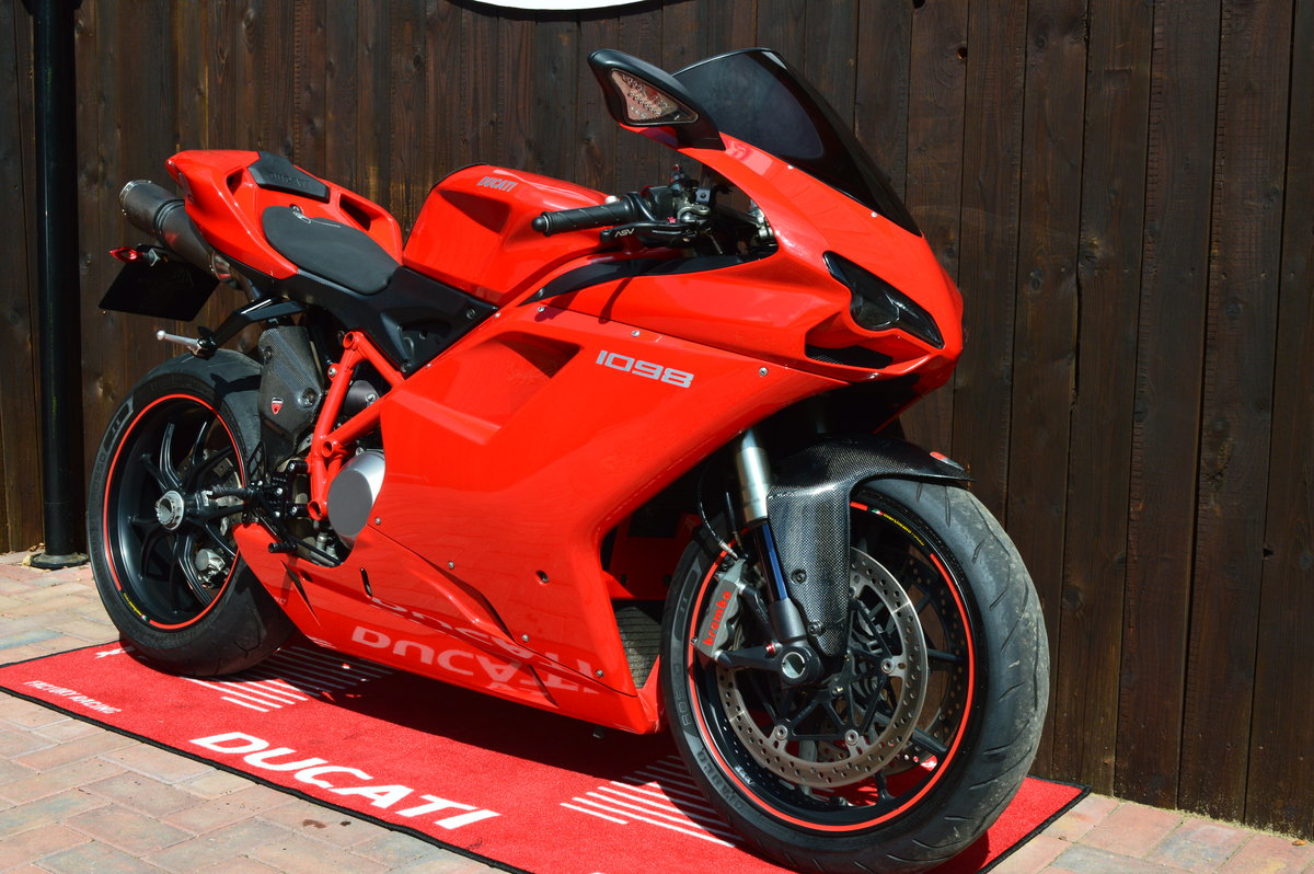 Ducati 1098, 2008, Just Arrived, Stunning bike For Sale (picture 5 of 6)