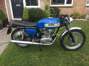 1974 Ducati 250 Mark 3 For Sale