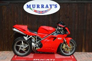 2002 Ducati 996  Fully Serviced incl Belts For Sale