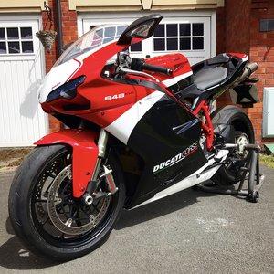 2012 Ducati 848 Evo Corse SE LOW MILES For Sale