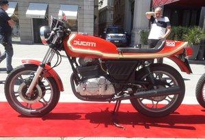1976 DUCATI 500 DESMO SPORT
