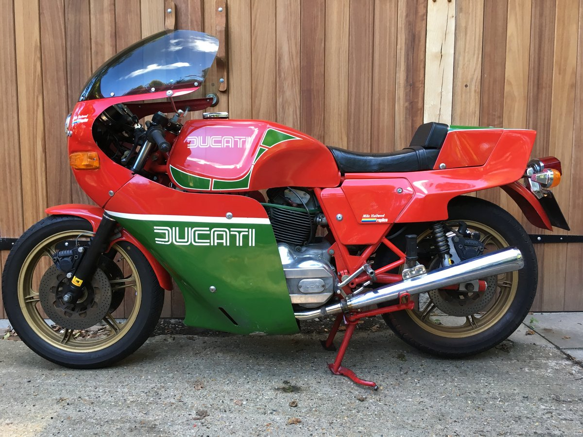 1981 Ducati Mike Hailwood Replica For Sale (picture 1 of 3)