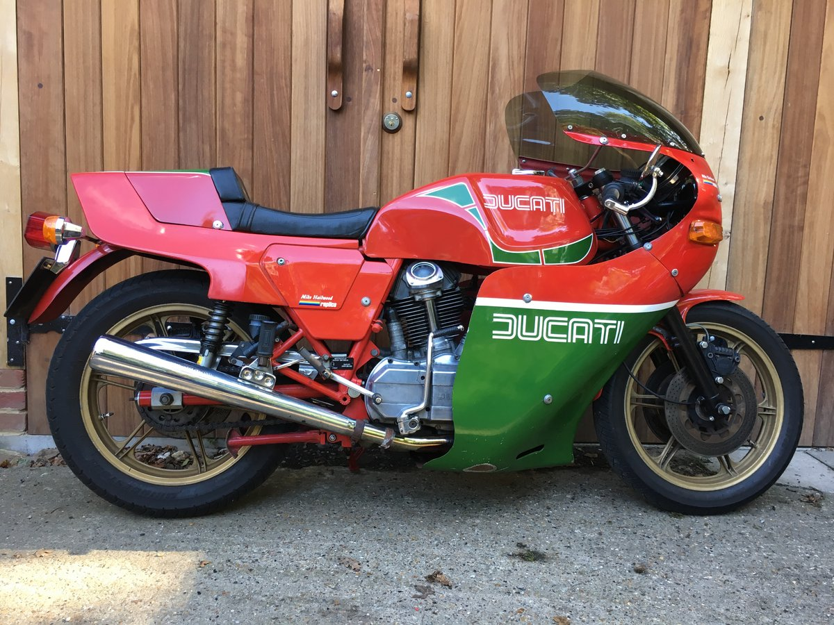 1981 Ducati Mike Hailwood Replica For Sale (picture 2 of 3)