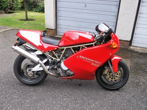 1996 Ducati 900ss (Superlight/SL replica) VGC SOLD