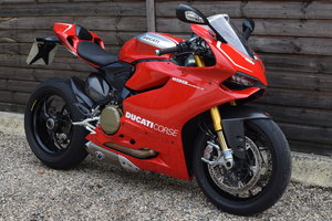 Ducati Panigale 1199 R (4500 miles, Documented History) 2013 SOLD