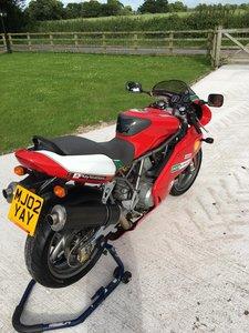 2002 Ducati 750ss Foggy Rep