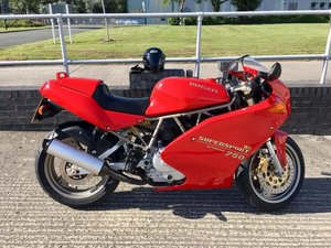 1994 Ducati 750ss. Immaculate