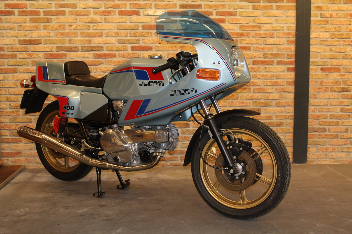 1979 New Pantah 500 completely new For Sale (picture 2 of 6)