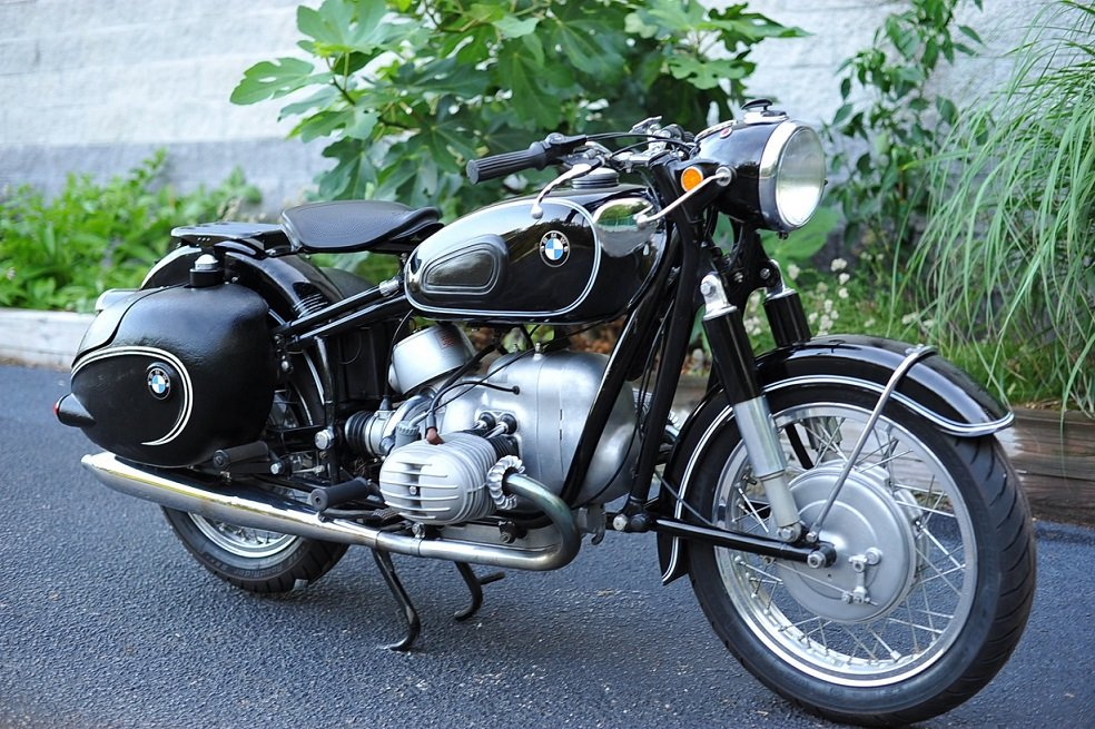 1980 1969 BMW R60/2 For Sale (picture 1 of 4)
