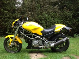 2005 Ducati M800ie Monster For Sale