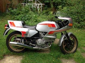 1983 Ducati 600 Pantah For Sale