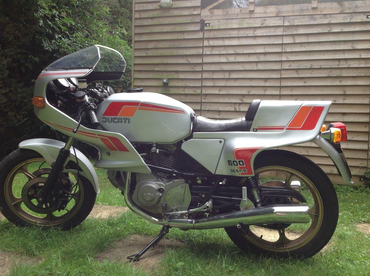 1983 Ducati 600 Pantah For Sale (picture 2 of 6)