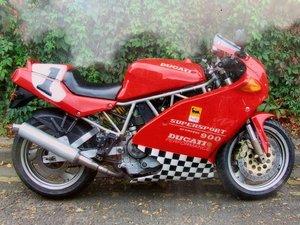1993 ducati 900