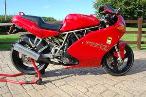 1994 Ducati 750 SS Very Rare Origional Condition For Sale