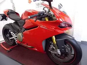 2015 Ducati 1299S
