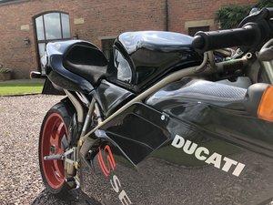 1999 Ducati 916 Senna III Beautiful