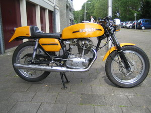 Ducati 250 Mark 3 Desmo 1973 original UK bike  For Sale