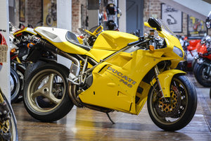 1995 Ducati 748SP Sports Production Special