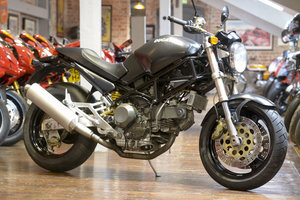 1999 Ducati Monster 900 Dark Original one owneLow Mileage Example For Sale