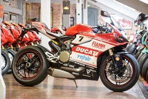 2012 Ducati 1199 ABS Chaz Davis Replica Low Mileage Example For Sale