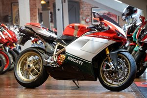 2007 DUCATI 1098S TRICOLORE RARE HIGH SPEC MODEL