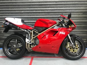 1999 Ducati 996 SPS Number 11 (Deposit taken)