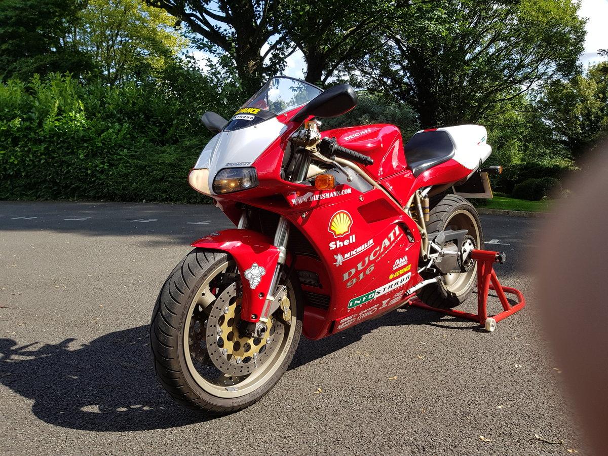 1994 Ducati 916 Strada For Sale (picture 1 of 6)