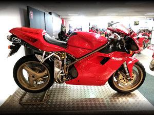 1998 Ducati 916 Biposto For Sale