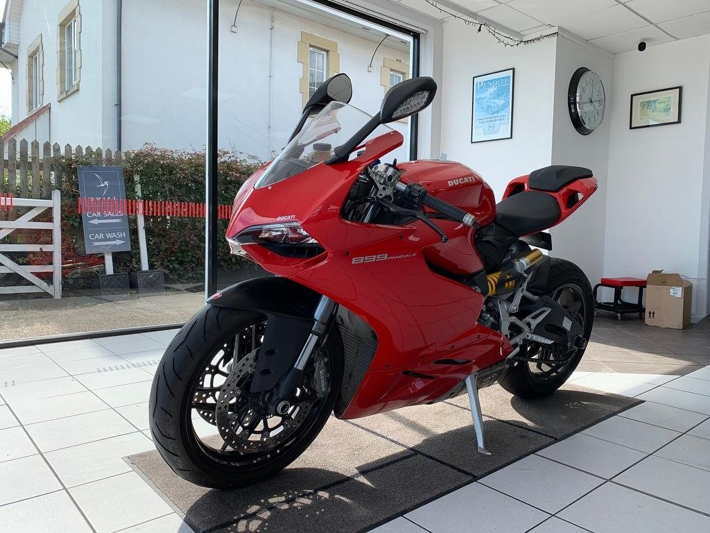 2014 Ducati 899 Panigale ABS Super Sports 898cc IMMACULATE, TERMI For Sale (picture 1 of 1)