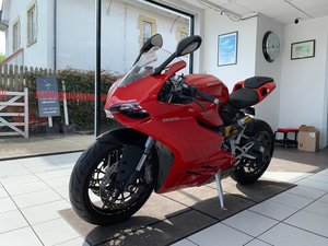 2014 Ducati 899 Panigale ABS Super Sports 898cc IMMACULATE, TERMI For Sale