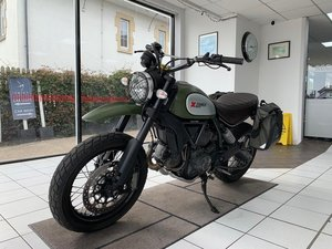 2016 Ducati Scrambler 800 Urban Enduro ABS Retro 803cc OUTSTANDIN For Sale