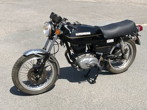 1977 Ducati Forza 350 only £2650