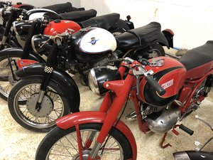 Ducati, Malanca, Itom, Mondial,  Morini, Milani, Laverda, ex For Sale