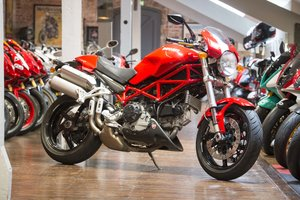 2008 Ducati Monster S2R Immaculate Example For Sale