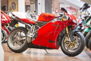 Ducati 996R One owner 2002 Nut & bolt restoration For Sale