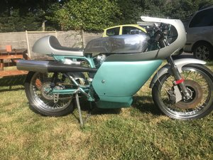 1972 Ducati racer