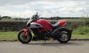 2011 Ducati Diavel For Sale by Auction