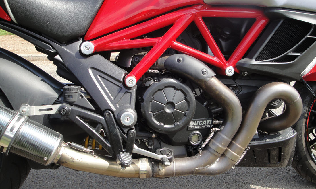 2011 Ducati Diavel For Sale by Auction (picture 5 of 6)