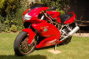 2000 Ducati 750SS, Fully Serviced