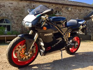 1998 Rare 916 Senna III For Sale