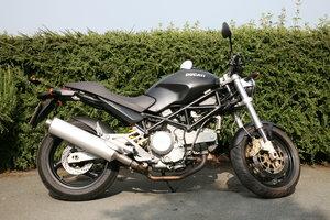 2002 Ducati Monster 750ie 4350miles 1 0wner